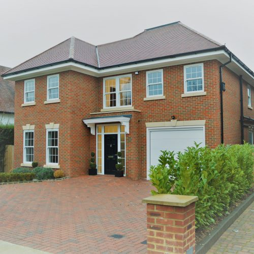 Bentley Way, Stanmore, Middlesex HA7